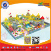 Durable Commercial Kids Happy Zone Indoor Playground Equipment