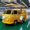 Volkswagen VW Electric Food Vending Cart Food Truck Mobile Food Trailer