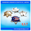 Military Star Sheriff Pin Badge (LZY-000399)