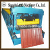 Colored Steel Glazed Tile Making Roll Forming Machine