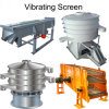 Circular Vibrating Screen and Linear Vibrating Screen
