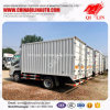Box Shape 5 Ton Truck for Bulk Cargo Transport