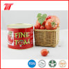 Organic Fine Tom Brand Canned Tomato Paste of High Quality