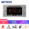 Witson Quad-Core Android 9.1 Car DVD Player for Ford Focus 2g RAM 16GB ROM