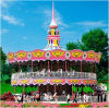Hot Sell Amusement Park Double-Decker Carousel (JS0013)
