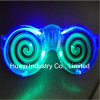 Spiral LED Light up Sunglasses