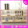 High Quality Household Wooden Standing Shelves for Wholesale W08c231
