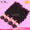Different Types Brazilian Peruvian Indian Malaysian Virgin Deep Curly Wave Hair