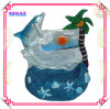 2015 New Style Resin Dolphin Table Decoration