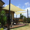 Polyester Waterproof Triangle Shade Sail