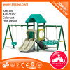 Small Gym Outdoor Playground Swing for Kids
