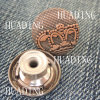 Special Fashion Beautiful Jeans Metal Shank Button of Garment (HD1134-15)