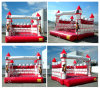 2015 Hot Cheap Inflatable Bouncy Jumping Castle, Air Bouncer Inflatable Trampoline, Air Balloons