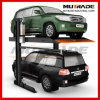 Two Post Hydraulic Two Floor Valet Parking Lift