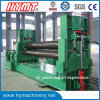 W11S-12X3200 hydraulic 3 rollers plate bending machine