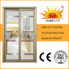Clear Glass Sliding Type Aluminum Doors (SC-AAD017)