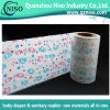 Light Strong PE Film for Diaper Manufacturing with SGS (AG-085)