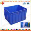 High Capacity Plastic Supermarket Vegetable Turnover Box Container Cage (ZHtb33)