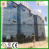 Low Cost Fast Construction Prefab Steel Shop Buildings