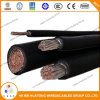 1*6 AWG Power Cable Type W Power Cable Hot Sale