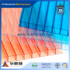 10 Years Warranty Double Wall Polycarbonate Sheet