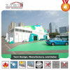 30X60m Large Exhibition Tent with Hard Wall for International Trade Fair