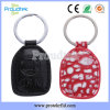 RFID Leather Fob MIFARE Classic 1K Membership Key Tag for Sports Park