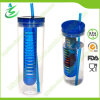 20oz Plastic Fruit Tumbler, Infusion Cup with Straw (IB-A2)