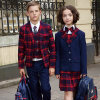 Winter Fashion Unisex Suits School Uniform