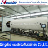 PE Plastic Solid Wall Pipe Extrusion Line
