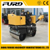 Vibratory Smooth Drum Asphalt Roller Small Manual Road Rollers (FYL-800C)