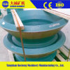 High Manganese Steel Bowl Liner Crusher Parts