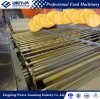 Baking Potato Chips Production Line Tunnel Oven