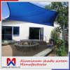 Blue Shade Sails for Swimming Pool, Garden, External and Playground