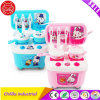 Plastic Kitchen Cooking Tool Indoor Playhouse Set Toy