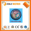 Aluminum Conductor PVC Insulated Steel Tape Armoured PVC Sheathed Power Cable VV22, Vlv22