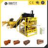 Hot Sale 4-10 Red Clay Brick Interlocking Clay Lego Block Machine