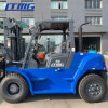 2020 Fast Delivery Good Quality Factory Price 5ton 6ton 7ton 8tons 9tons Diesel Counterbalance Forklift Truck with EPA Engine ISO Ce Certificate