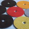 """4""""/100mm Flexible Wet Diamond Polishing Pads for Granite"""