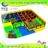 Chidren Playground Equipment Trampoline with Foam Pits