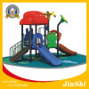Animal World Series Children Outdoor Playground, Plastic Slide, Amusement Park GS TUV (DW-011)