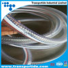 Transparent PVC Steel Wire Reinforced Hose with Food Grade
