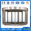 Manual or Automatic Revolving Glass Door
