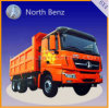 China Supplier Beiben 6X4 340HP Hot Sale Dump Truck for Sale