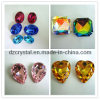 Artificial Crystal Jewelry Stone for Necklace Accessories