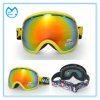 Yellow PC Lens Racing Low Light Ski Snow Eyewear Goggles