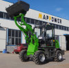 0.8t Hydraulic Mini Wheel Loader Zl08f with Ce