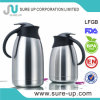 2014 New Design Double Wall Stainless Steel Water Coffee Vacuum Flask with PP Handle (JSUW)