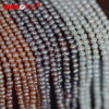 2.5-3mm Micro Small Nearly Round Freshwater Pearls Strand Wholesale