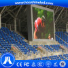 Energy Saving P10 DIP346 Football Stadium Perimeter LED Screen Display